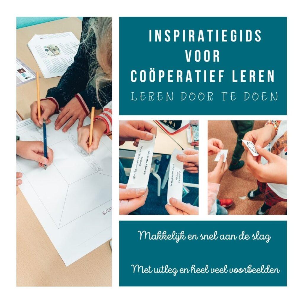 inspiratie coöperatieve werkvormen