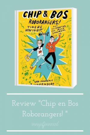 Chip & Bos Roborangers!